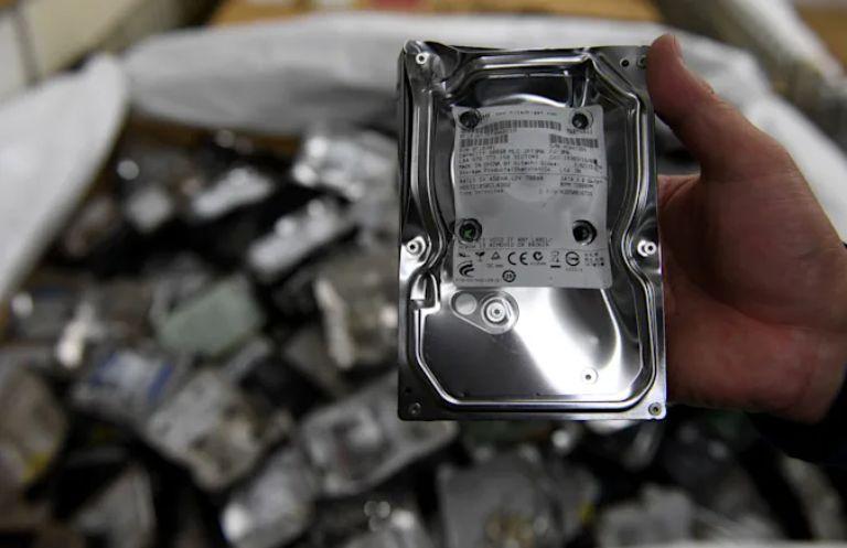 vật liệu graphene giúp khả năng lưu trữ ổ cứng tăng lên gấp 10 lần