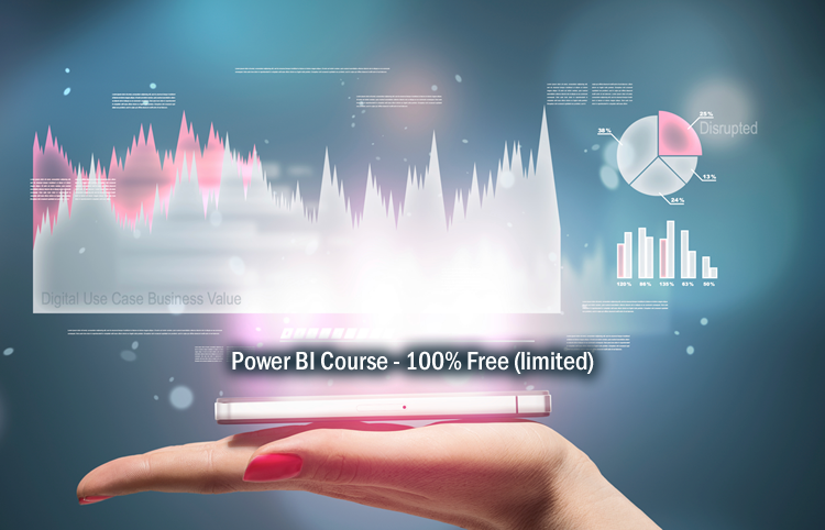 Microsoft Power BI Course Free