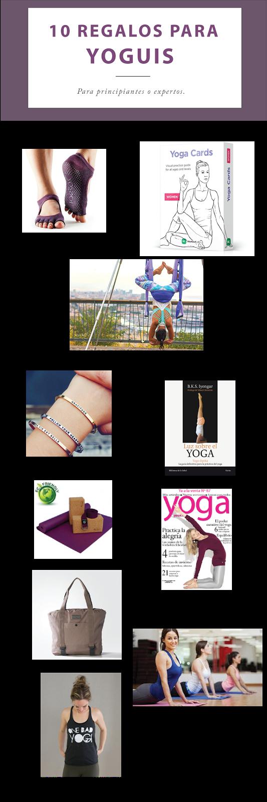 Regalos Yoga