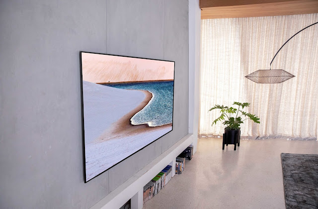 LG OLED TV Takes Top Honor At Prestigious Red Dot Design Awards For Sixth Time