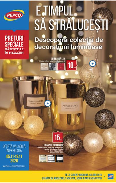 PEPCO Brosura + Promotii si oferte  5-18.11 2020