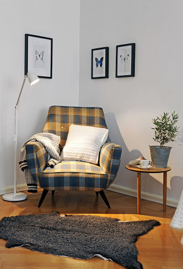 Small Living Rooms Decorating Hgtv: Home Decor Walls: Reading Corner Design Ideas For Small Space