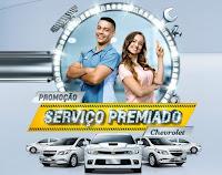 Promoção Serviço Premiado Chevrolet servicopremiadochevrolet.com.br