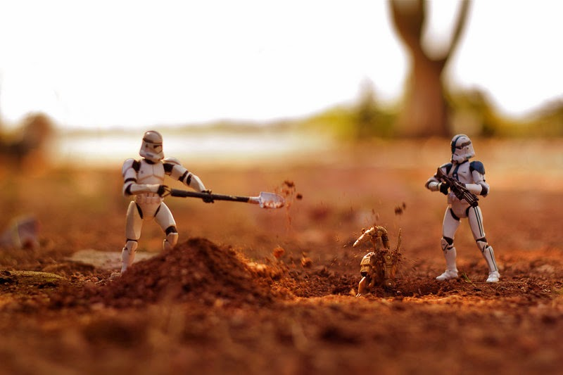 Star Wars Toy Photography Zahir Batin