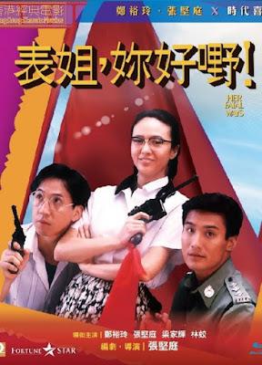 Chị Bộ Đội Đại Náo Hồng Kong - Her Fatal Ways (1990)