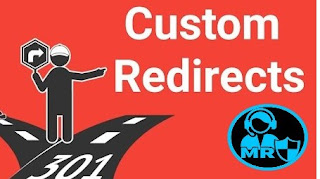 Custom Redirect / Link Forward। Top 10 blogger tips and tricks । Blogger tutorial  - mr laboratory