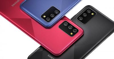 Capture Samsung Galaxy M02s