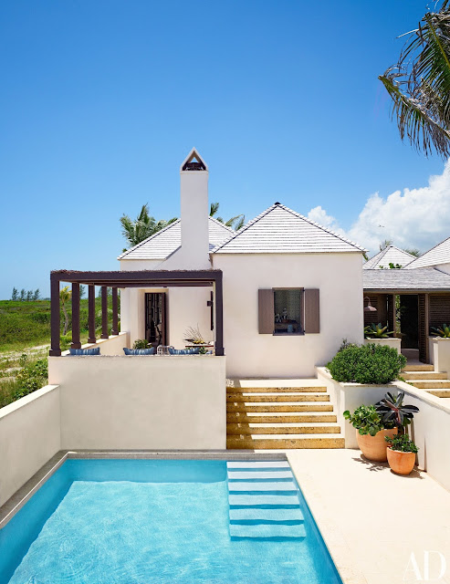 Tom Scheerer's Bahamas Home