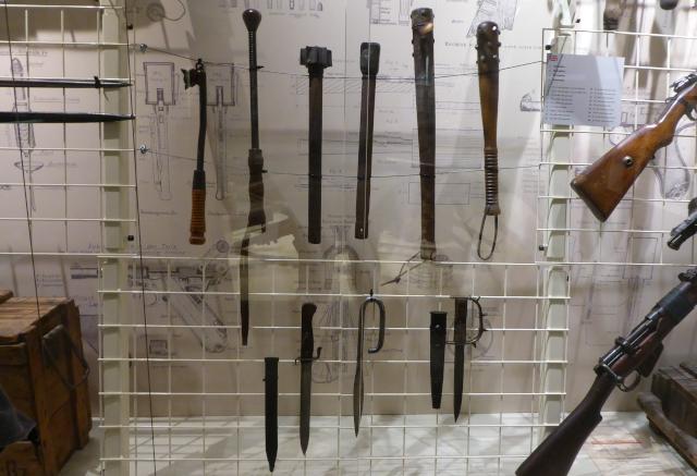 Armes blanques del Passchendaele 1917