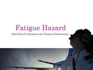 Fatigue Hazard | How Does It Decrease the Human Performance