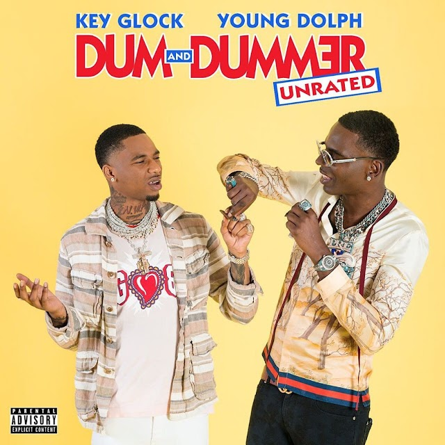 "New Album: Young Dolph x Key Glock ""Dum & Dummer"""