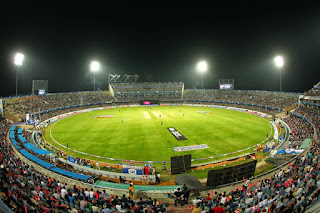 IPL Match in Hyderabad