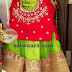 Attractive Kundan Kids Lehenga