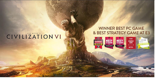 civilization 6 download crack