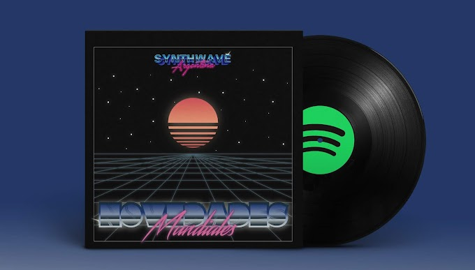 Synthwave Argentina: Novedades Mundiales - Playlist de Spotify