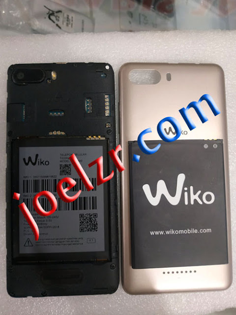 firmware wiko tommy 3