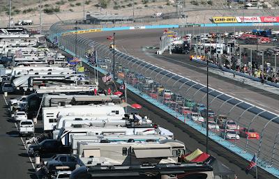 Phoenix Raceway #NASCAR Weekend Schedule