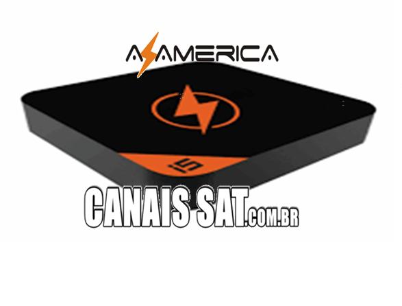 Azamerica i5 IPTV Nova Atualização V1.2.11 - 01/07/2020