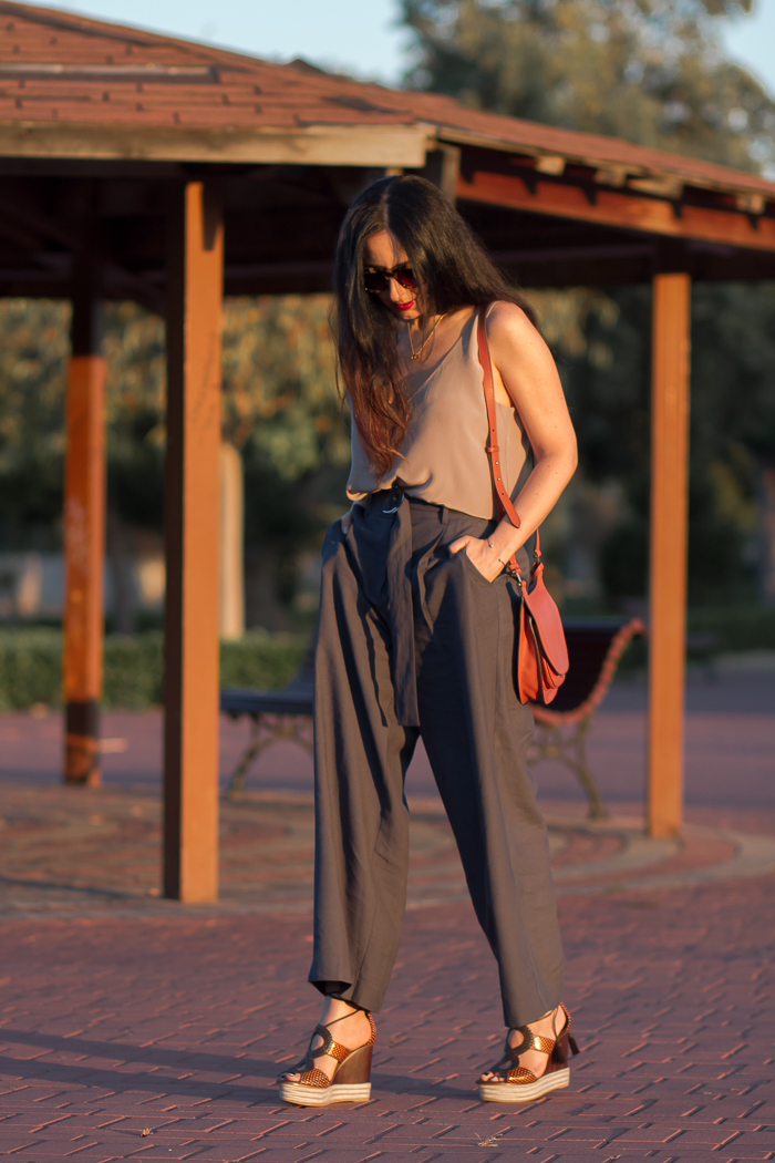 Blogger valenciana influencer moda fashion Look con estilo de verano