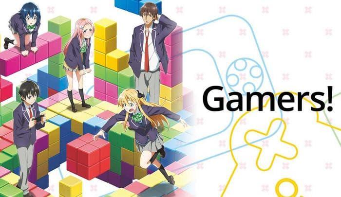 جميع حلقات انمي Gamers! مترجم على عدة سرفرات للتحميل والمشاهدة المباشرة أون لاين جودة عالية HD