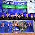 BGRIM Celebrates 1st Day of Trading