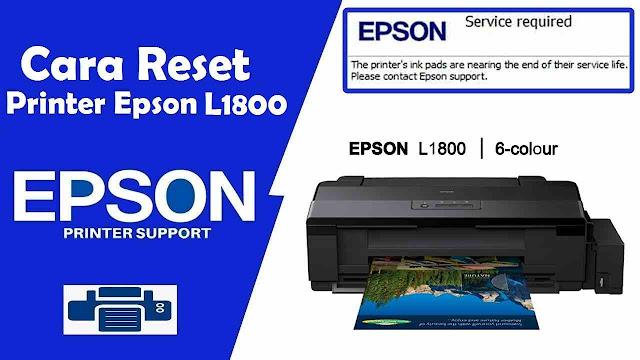 Resetter Epson L1800
