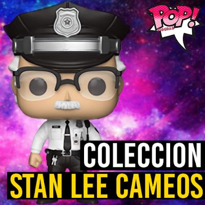 Lista de figuras funko pop de Funko POP Stan Lee