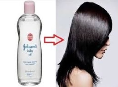 Cara Menghilangkan Kutu Rambut dengan Baby Oil