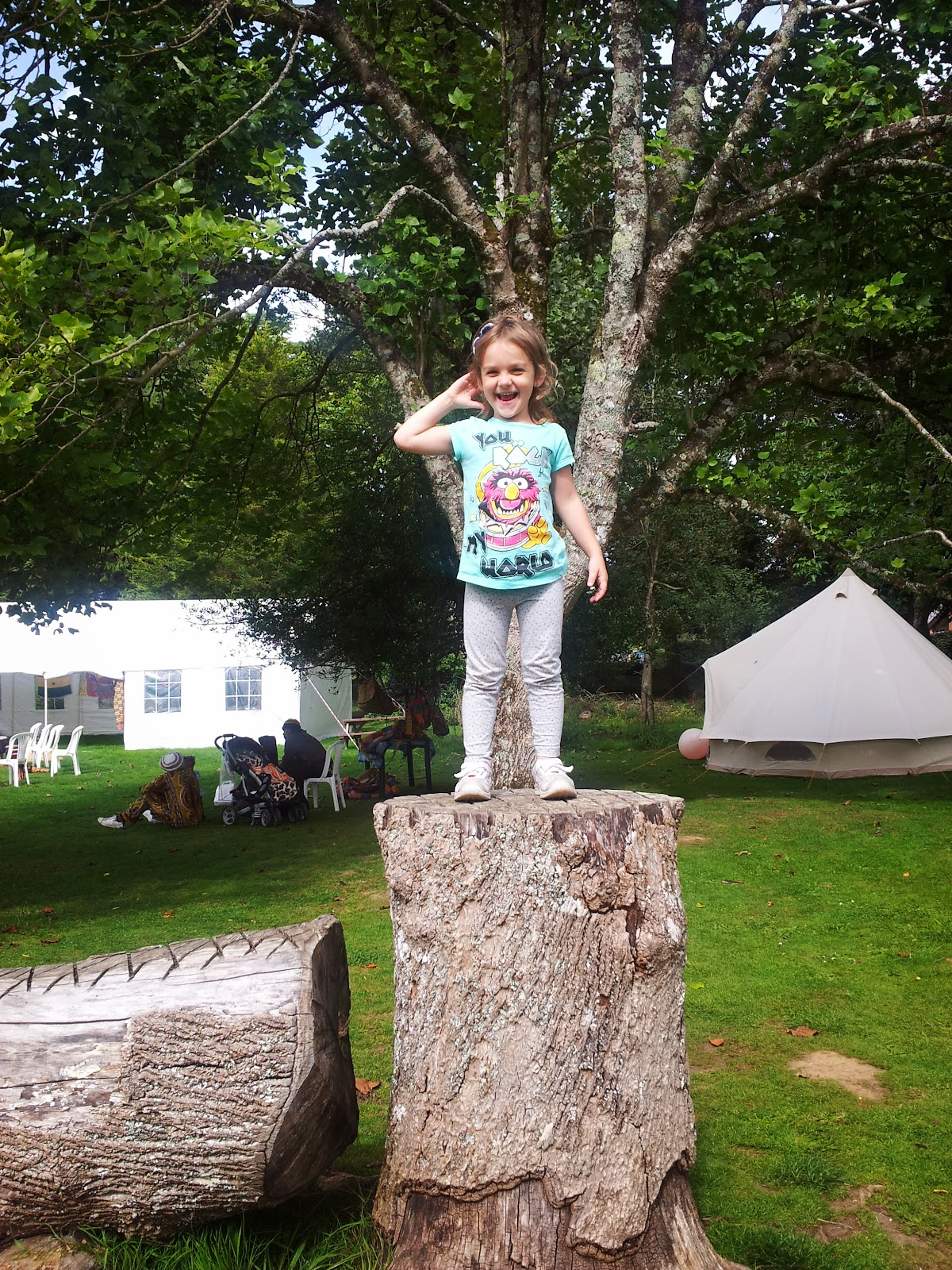 , Chiami at Manor Park 2013 #CountryKids