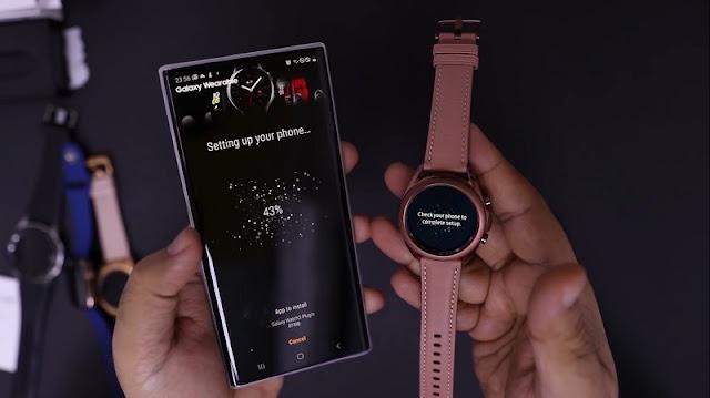 Galaxy Watch 3 đã có video mở hộp đầy đủ
