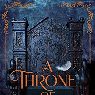 A THRONE OF SWANS (A Throne of Swans #1) - by Katharine and Elizabeth Corr