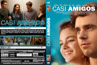 CARATULA CASI AMIGOS - ALMOST FRIEND - 2017