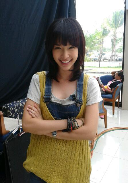 European Asian Hairstyle Mo Monchanok
