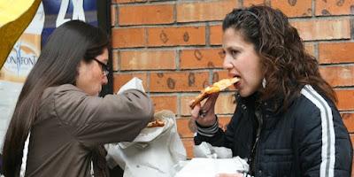 ¿sufres intoxicación por alimentos?