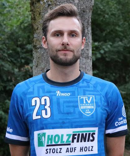 Manuel Bremges war mit 8 Toren bester Werfer seines Teams beim Auswärtserfolg in Oppum