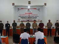 KPU Lamsel Gelar Deklarasi Kampanye Damai