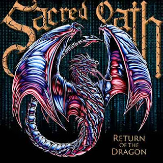 "Ο δίσκος των Sacred Oath ""Return of the Dragon"""