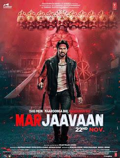 Marjavaan (2019) Movie Song Lyrics Mp3 Audio & Video Download