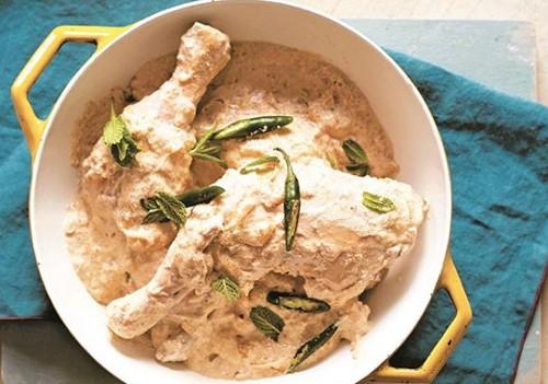 Chicken rezala a delicious chicken recipe makes at home