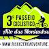 3º Passeio Ciclístico - Alto das Montanhas