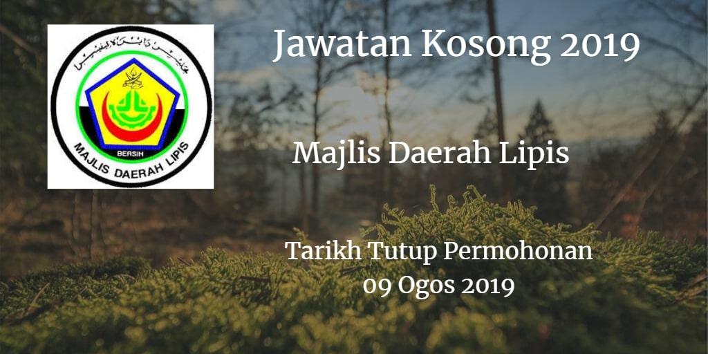 Jawatan Kosong MDL 09 Ogos 2019