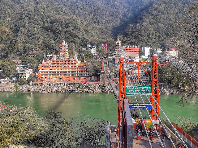 Things to do in Rishikesh in India