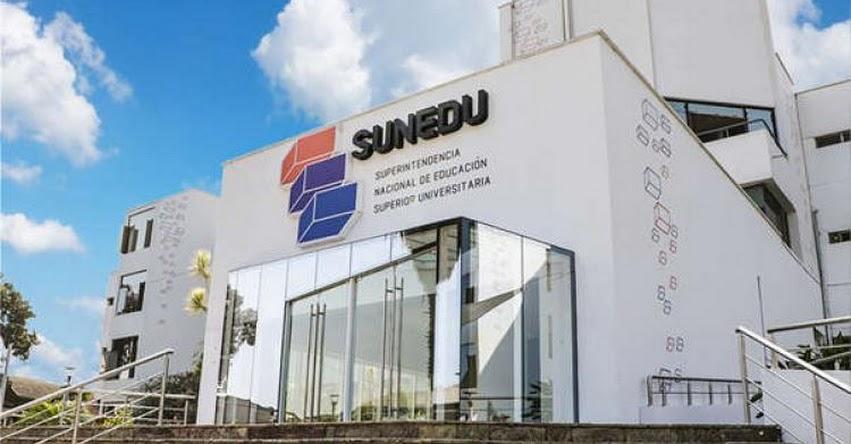 SUNEDU: Sepa en qué se basa para cerrar una universidad la Superintendencia Nacional de Educación Superior Universitaria - www.sunedu.gob.pe