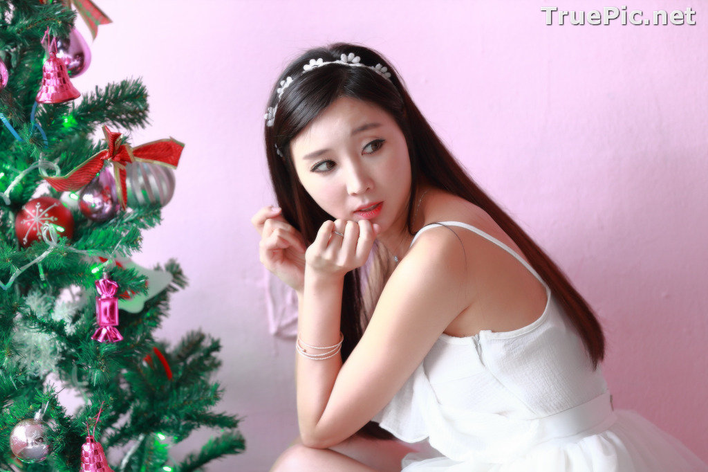 Image Korean Model - Lee Yoo Eun - Studio Photo Collection - TruePic.net - Picture-3