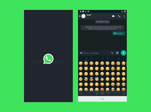 Fitur Dark Mode Akan Hadir di WhatsApp