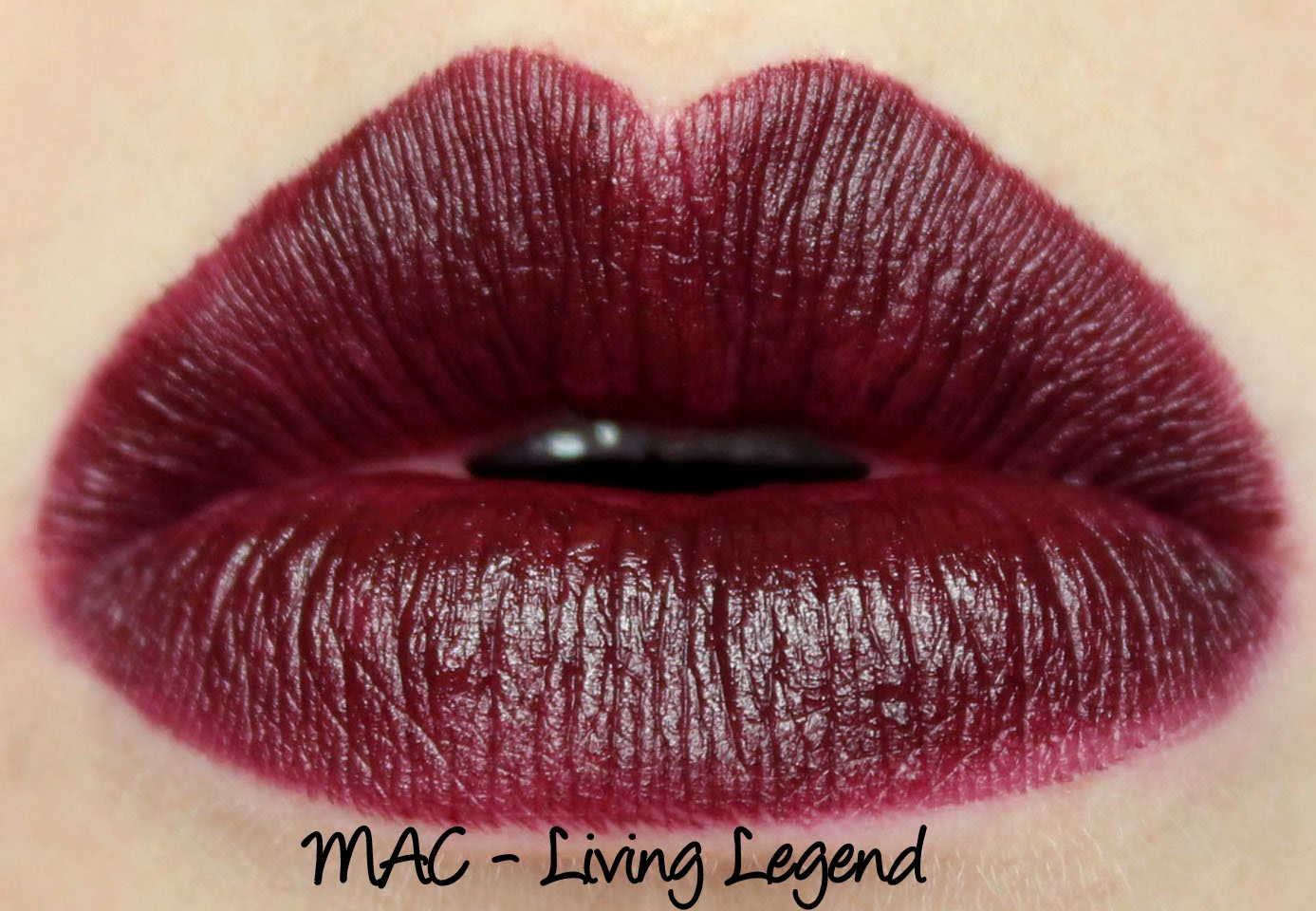 MAC Living Legend Lipstick Swatches & Review