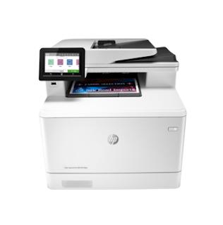 HP Color LaserJet Pro MFP M479fdw Drivers Download