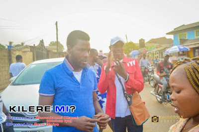 New Movie Alert Nollywood  Actor Olasunkanmi Akanni Olohuniyo Set to Release Another Powerful Movie KILERE MI Directed By Seun Olaiya teelamford 2