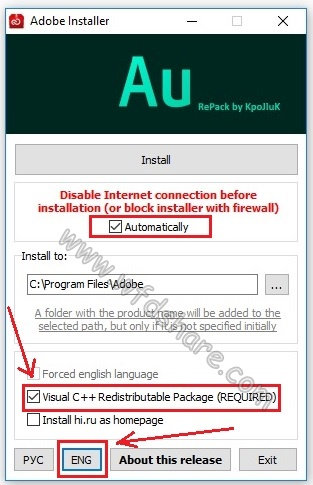 terbaru version adobe audition cc 2018 full version