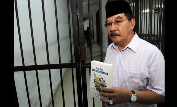 Antasari Azhar Tegaskan Dirinya Masuk Penjara Bukan karena Membunuh Nasrudin